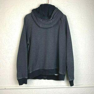 Nike Sweaters - Nike Oregon Ducks Hoodie Mens XL Gray Full Zip